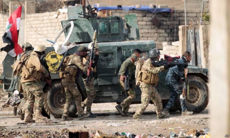 إحباط هجوم إرهابي في العراق