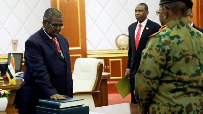 ماذا قال رئيس الحكومة السودانية الجديد في خطابه؟