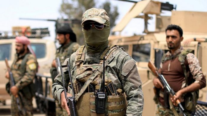 سوريا.. تجنيد إجباري في منبج وهدم منازل في دمشق