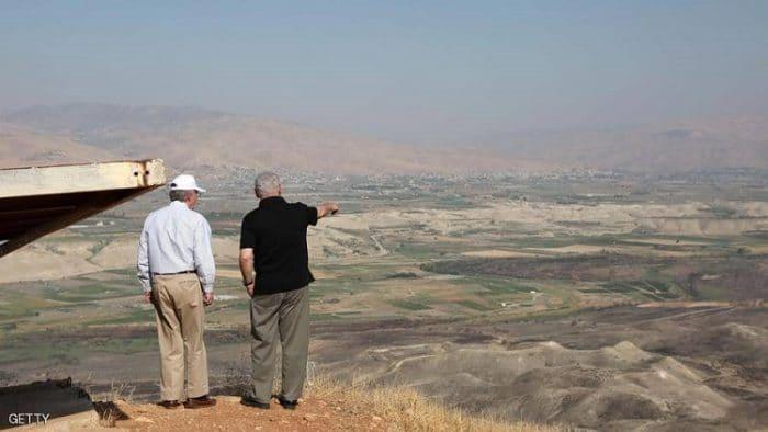 غور الأردن والمواجهة بين حكومة فلسطين وحكومة الاحتلال