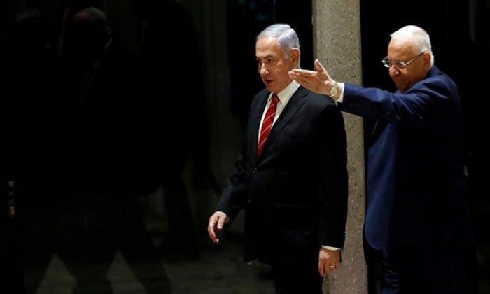 الرئيس الاسرائيلي يكلف نتنياهو بتشكيل حكومة جديدة