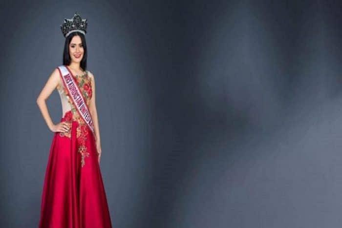 عراقية تشارك لاول مرة فى مسابقة ملكة جمال الامم المتحدة