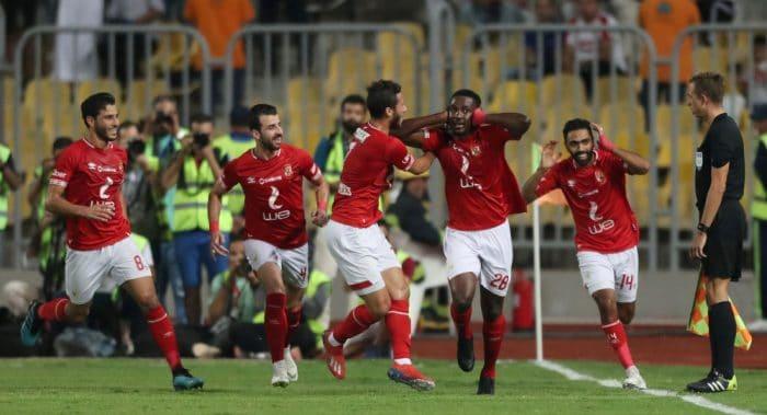 الأهلي بطل كأس السوبر المصري علي حساب الزمالك