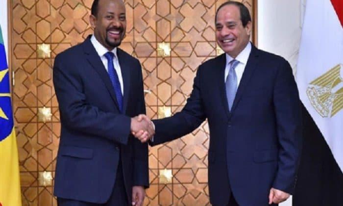 رئيس وزراء إثيوبيا يرد على تهنئة السيسي بـ«نوبل»