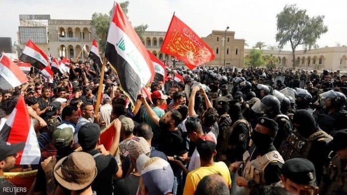 شعب العراق بين جوع الفقر ورصاص السلطة