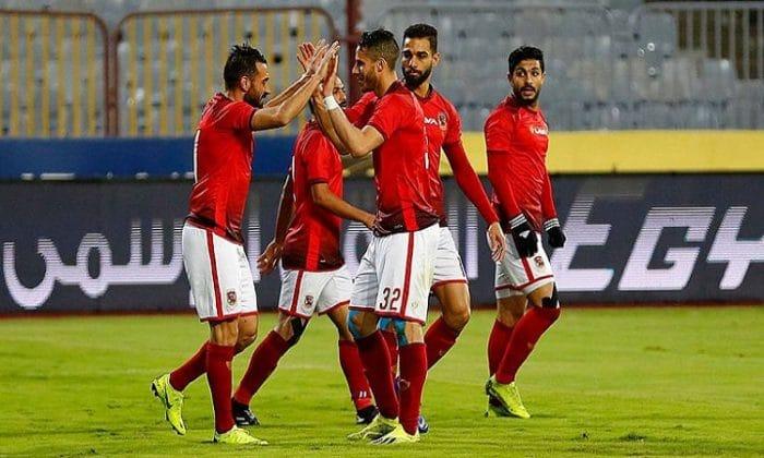 قائمة الأهلي لمواجهة سموحة في الدوري المصري