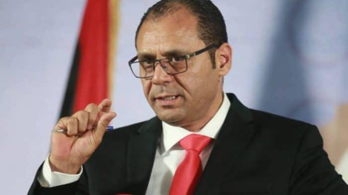 اقالة عثمان عبدالجليل وزير التعليم في حكومة الوفاق الليبية