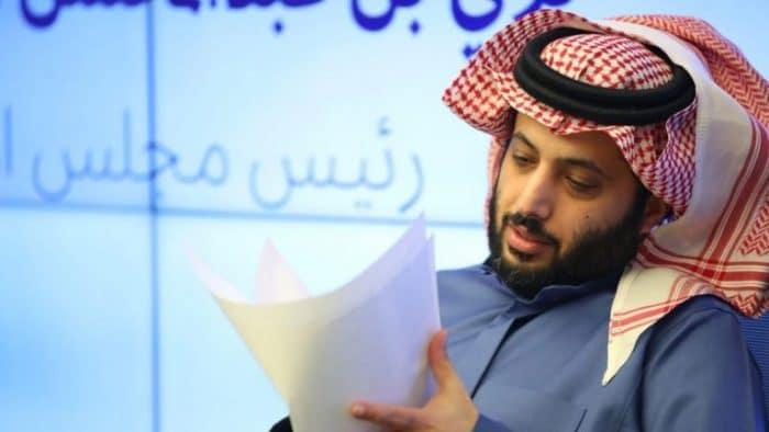 تركي آل الشيخ يسامح كل من اساء اليه