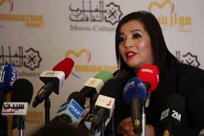 فوز المغنية فاطمة تابعمرانت بالجائزة التقديرية للثقافة الامازيغية