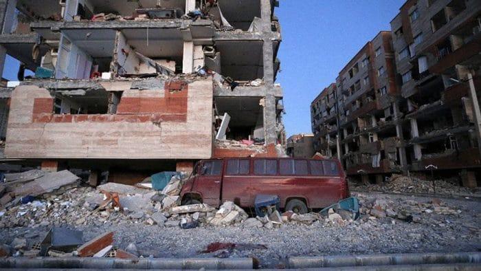 مصرع واصابات اثر زلزال يضرب شمال غرب إيران