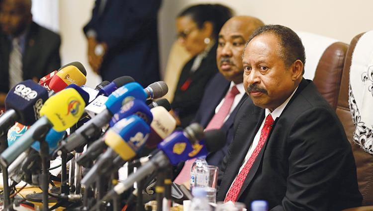 حالة طوارئ في السودان بعد فضيحة البرهان