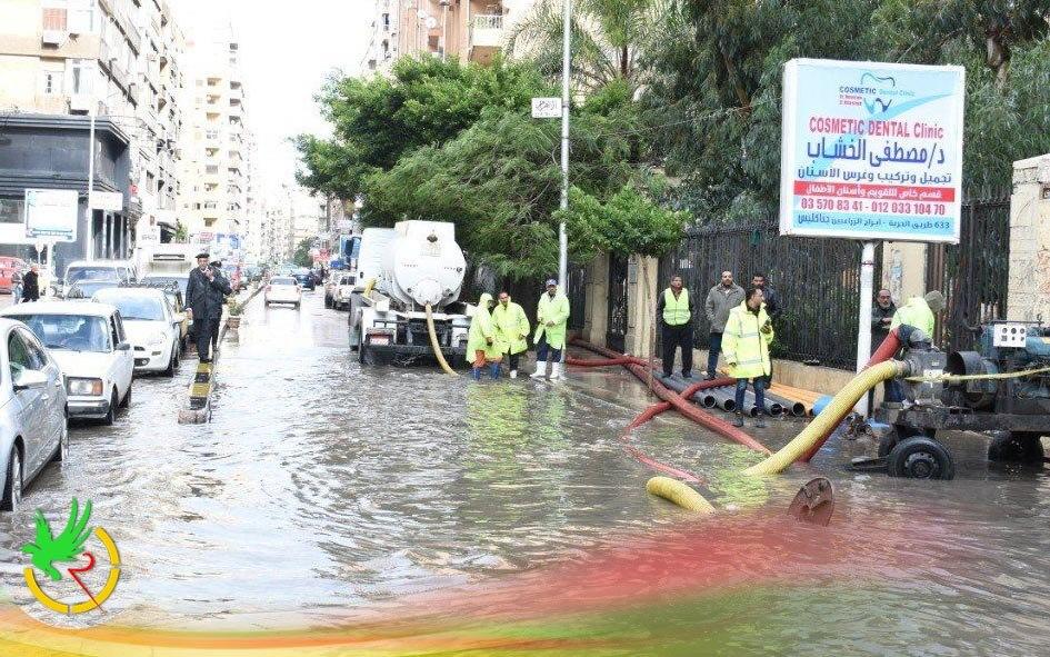 سبب انقطاع الكهرباء والمياه في مصر