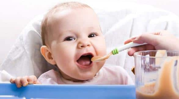وجبات هامة للأطفال فى عمر سنة واحدة