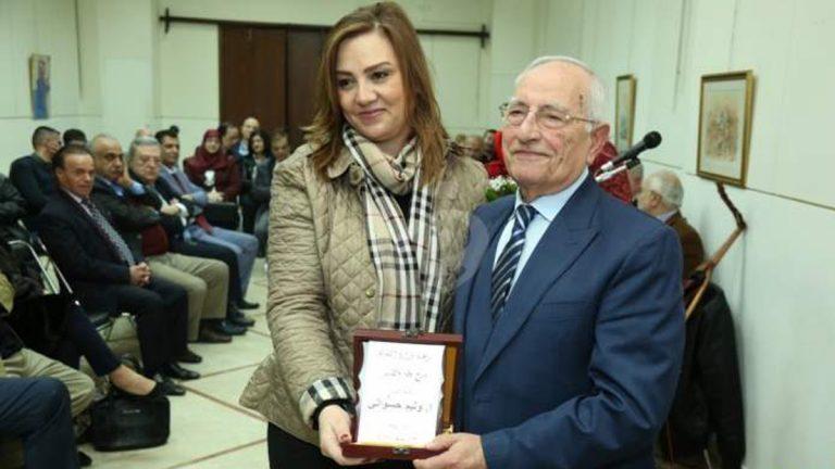 """وفاة الفنان اللبناني وليم حسواني الملقب بـ""""شاويش المسرح"""""""