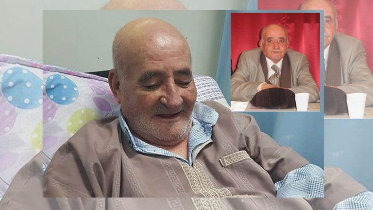 وفاة الكاتب الجزائرى سهيل الخالدي بعد صراع مع المرض