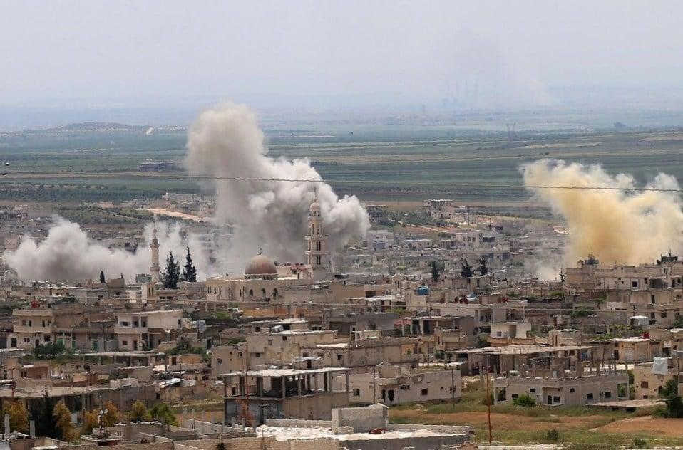 معركة ادلب مشتعلة والهدنة حبر على ورق