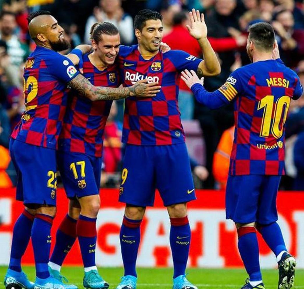 جدول ترتيب الدوري الإسباني بعد فوز برشلونة على خيتافي.. صورة