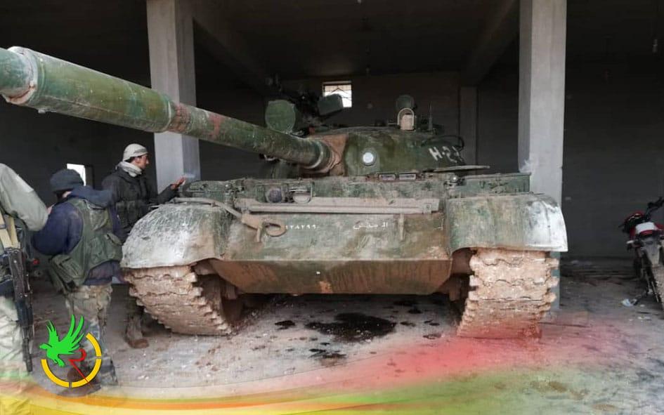 خرق هدنة ادلب من قبل نظام الأسد