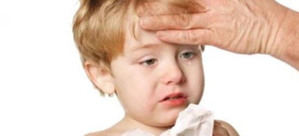 الاعراض الشائعة لتسمم الرضع