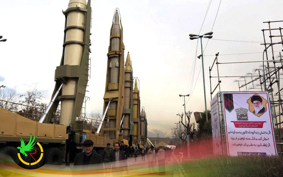إيران و تيس بني حمدان