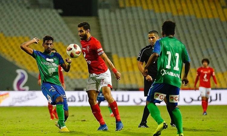 مد تعليق الدوري المصري حتى نهاية إبريل