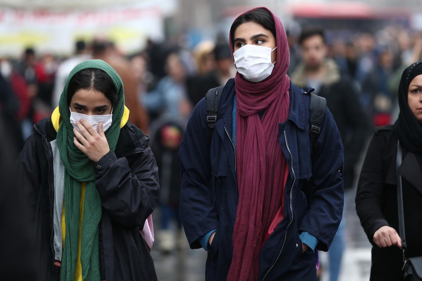 ارتفاع وفيات فيروس كورونا الجديد في إيران