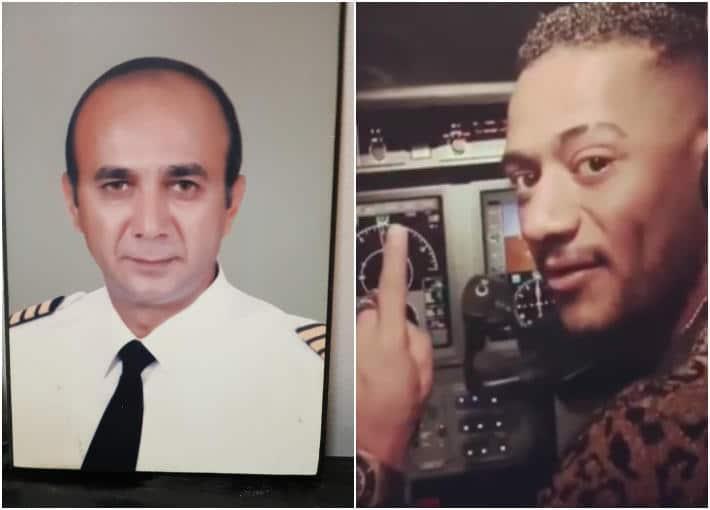 الطيار الموقوف بسبب محمد رمضان يروي تفاصيل الرحلة