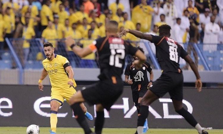 موعد مباراة النصر والشباب في الدوري السعودي