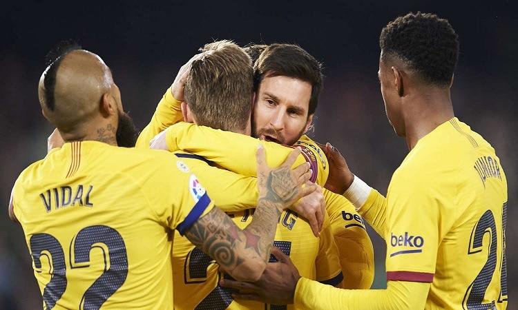 التشكيلة المتوقعة لبرشلونة ضد خيتافي في الليجا