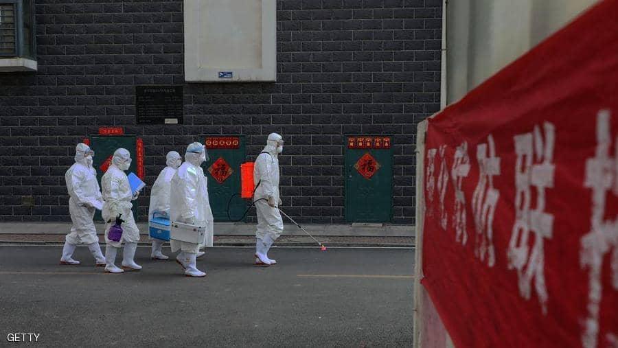 حصيلة جديدة لضحايا فيروس كورونا الجديد