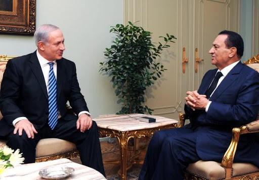 حكومة الاحتلال تنعي حسني مبارك: كان صديقا شخصيا لنتنياهو