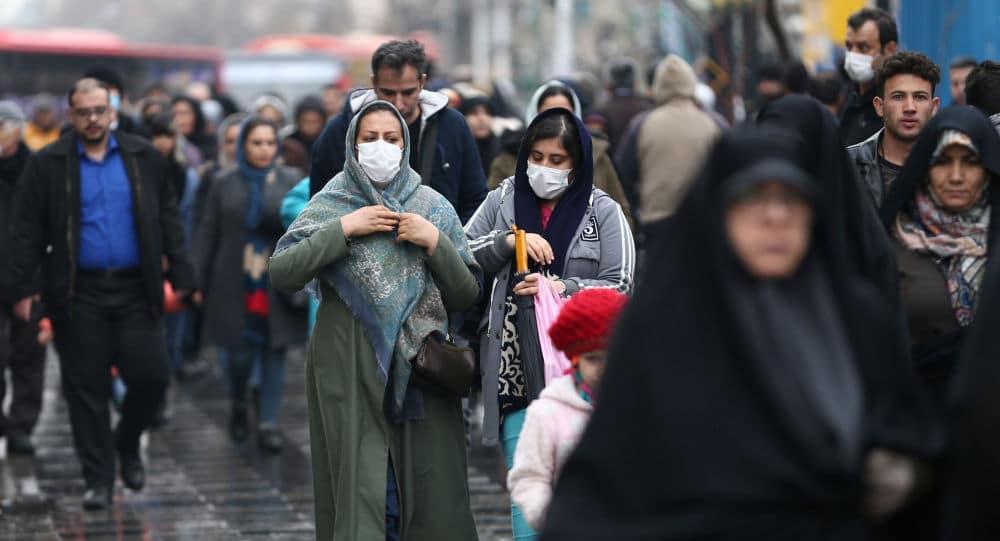 سبب انتقال فيروس كورونا إلى إيران