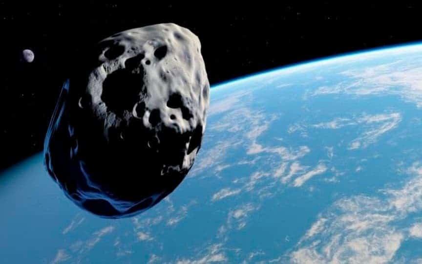 كويكب يصطدم بالأرض خلال ساعات