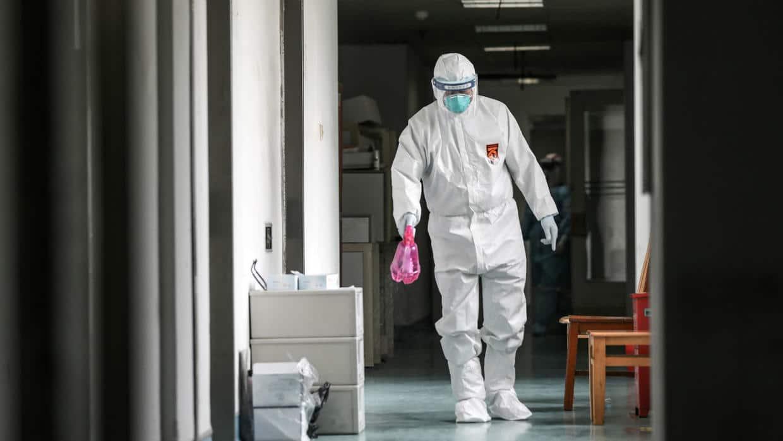 انتهاء ذروة تفشي فيروس كورونا في الصين