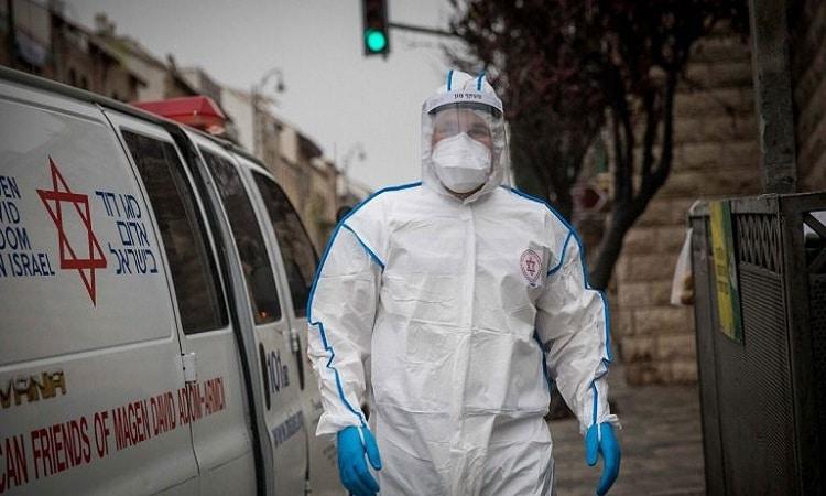 ارتفاع عدد الوفيات بسبب كورونا في دولة الاحتلال