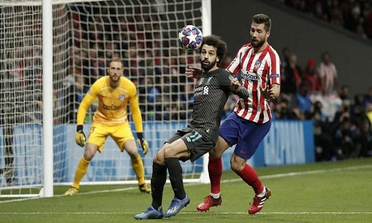 موعد والقنوات الناقلة لمباراة ليفربول وأتلتيكو مدريد في دوري الأبطال