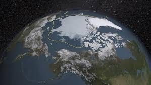 هل سينقلب القطب الشمالى؟