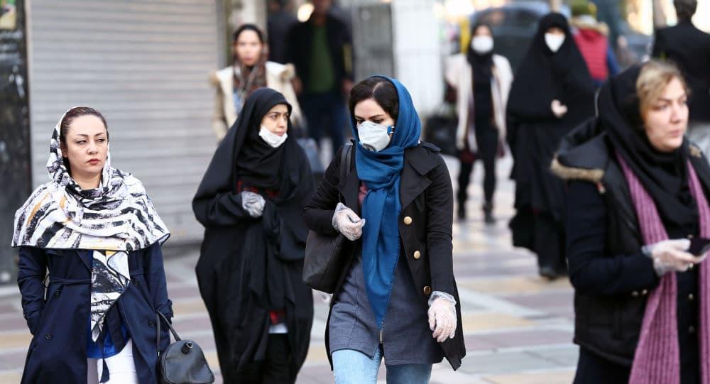 ارتفاع عدد وفيات فيروس كورونا في إيران