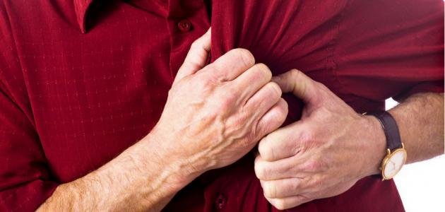 اسباب احتشاء عضلة القلب