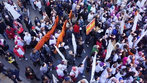 إلى أين تحدى الحركات الإجتماعية للسلطة؟!