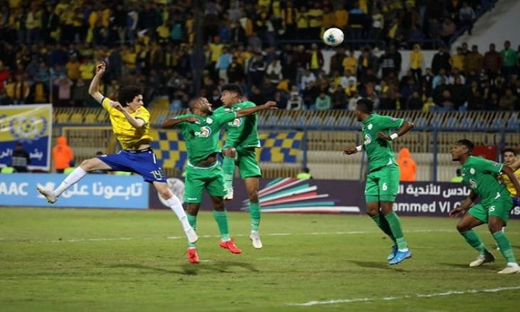 موعد مباراة الرجاء والاسماعيلي وفي إياب نصف نهائي البطولة العربية
