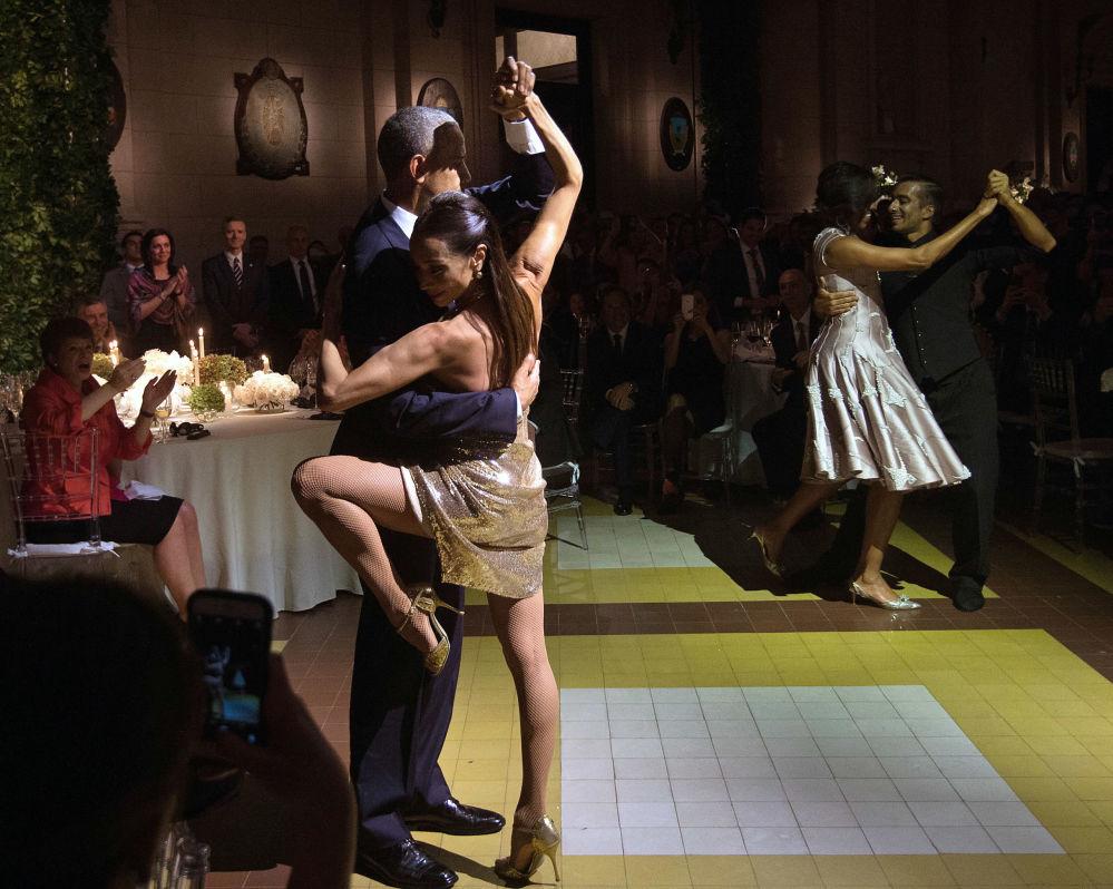 ثورة الرقص الأمريكية (الأجسام والحركة والصوت)