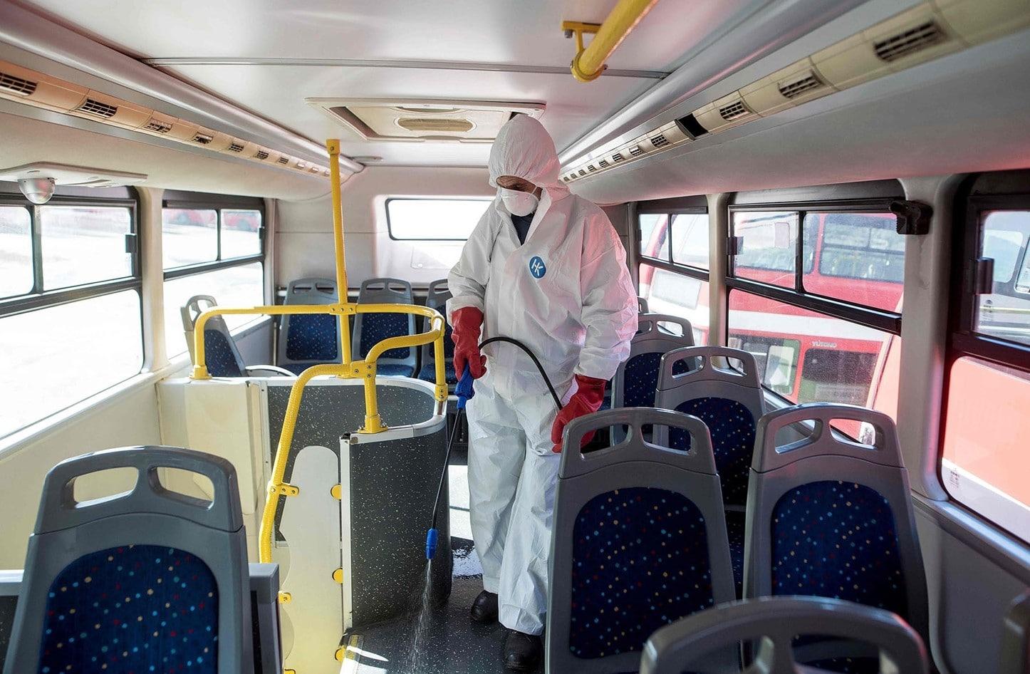حصيلة المصابين بفيروس كورونا في الجزائر