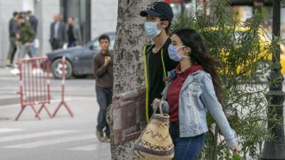 حظر التجول في تونس لمواجهة كورونا
