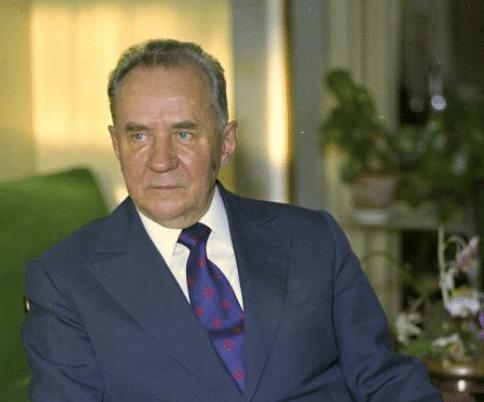 الكسي كوسيغن رئيس وزراء الاتحاد السوفيتي