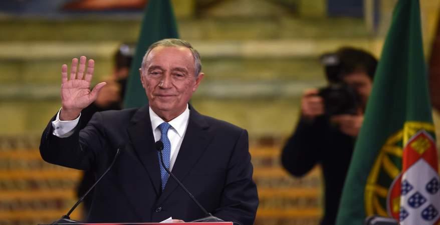 رئيس البرتغال يصاب بالكورونا