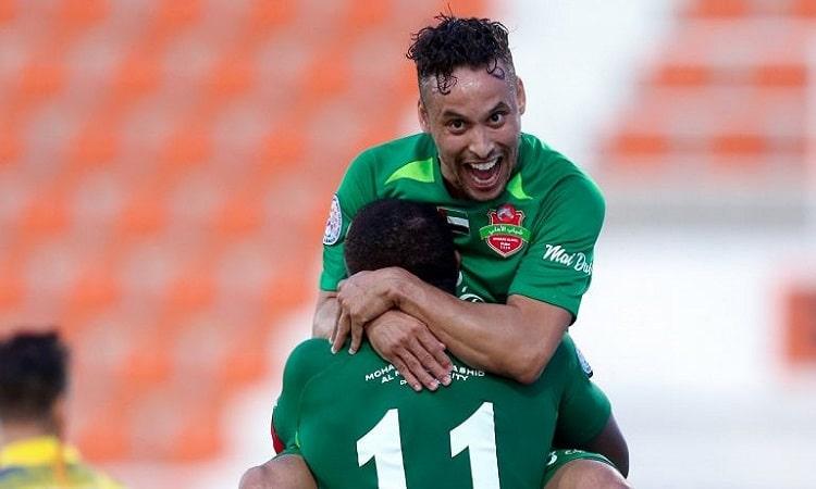 شباب الأهلي دبي يكتسح عجمان ويبتعد بصدارة الدوري الإماراتي
