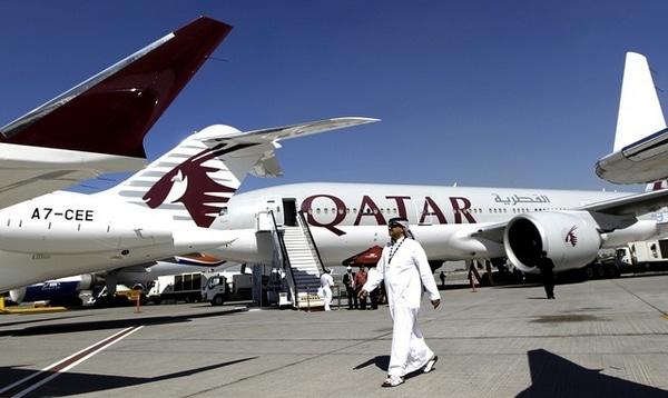 شركة الخطوط الجوية القطرية مستمرة في رحلاتها
