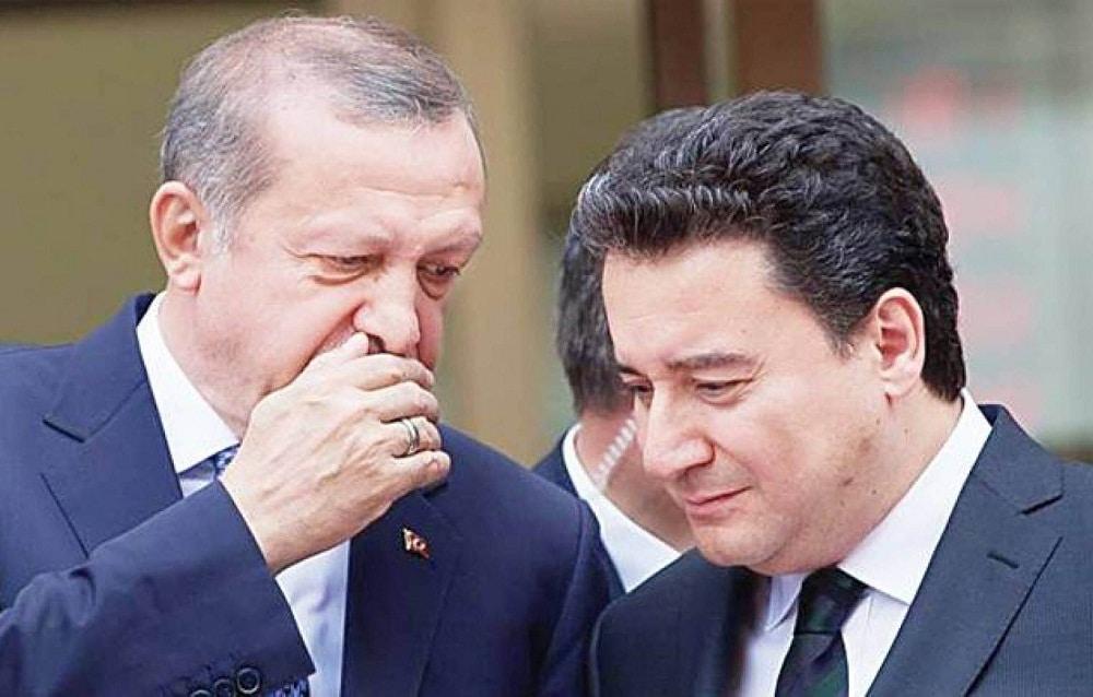 علي باباجان حليف أردوغان يعلن عن حزبه الجديد