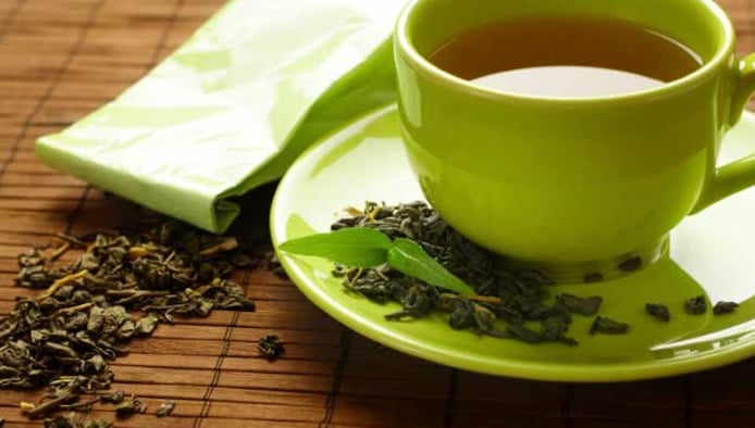 فوائد الشاي الاخضر على صحة الإنسان
